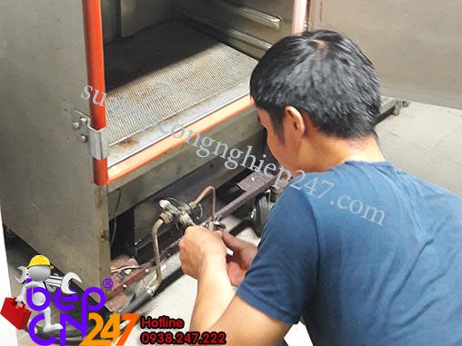 sửa tủ nấu cơm công nghiệp