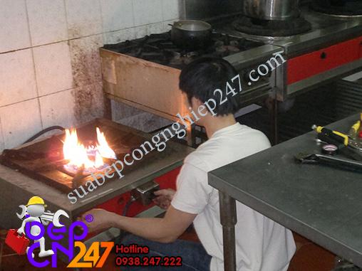 sửa bếp âu công nghiệp